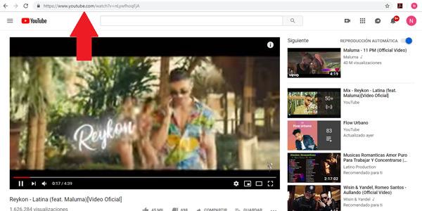 Come scaricare canzoni e musica da YouTube gratuitamente e senza programmi? Guida passo passo 1