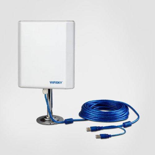 La migliore antenna WiFi a lungo raggio nel 2017 1