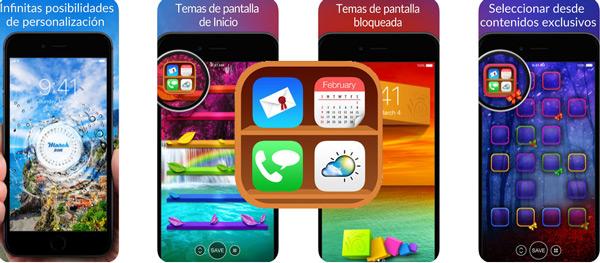 Quali sono i migliori lanciatori per personalizzare il tuo telefono iPhone? Elenco 2019 23