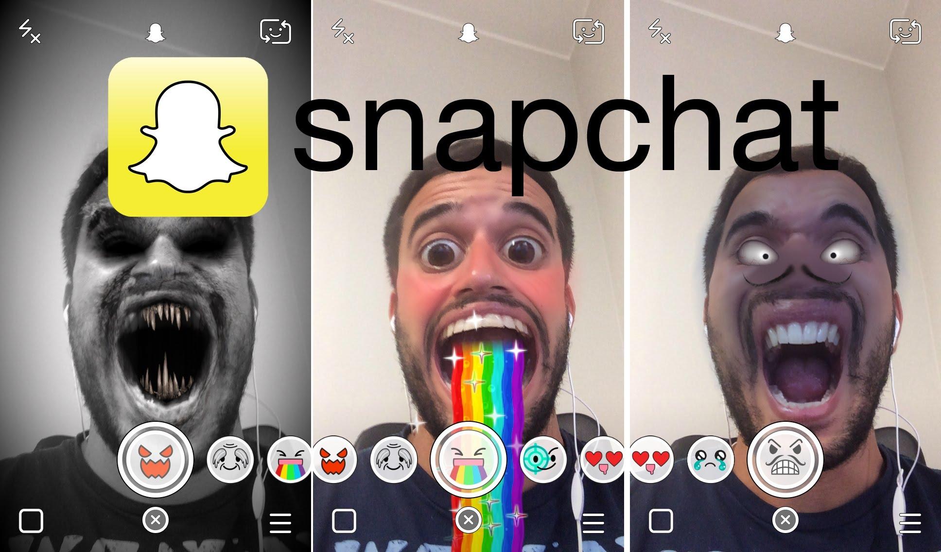 Imparare a usare le nuove funzionalità di Snapchat [Come usare Snapchat] 1