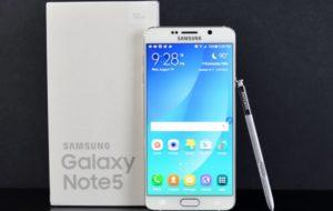 Questi sono i vantaggi e gli svantaggi del Samsung Galaxy Note 5 25