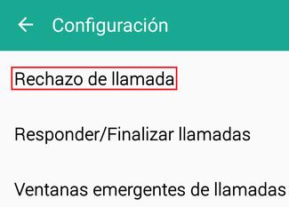 Come rifiutare o bloccare le chiamate in arrivo su Android 1