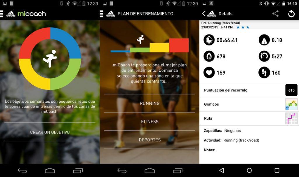 Applicazioni notevolmente utili per perdere peso su Android 1