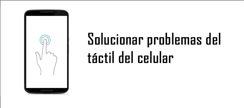 Correggi il tocco dello schermo di un telefono cellulare 1