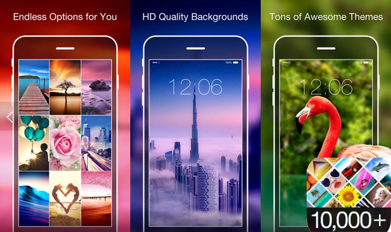 Quali sono le migliori applicazioni per utilizzare sfondi animati sul tuo dispositivo mobile Android e iOS? Elenco 2019 17