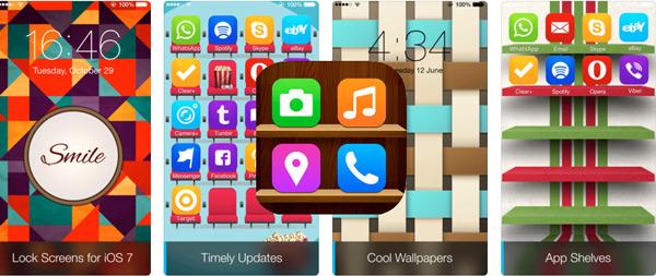 Quali sono i migliori lanciatori per personalizzare il tuo telefono iPhone? Elenco 2019 32