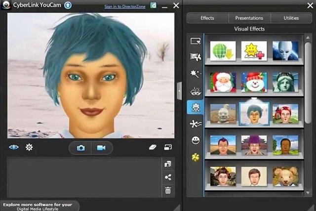YouCam: applicazione per modificare le immagini 1