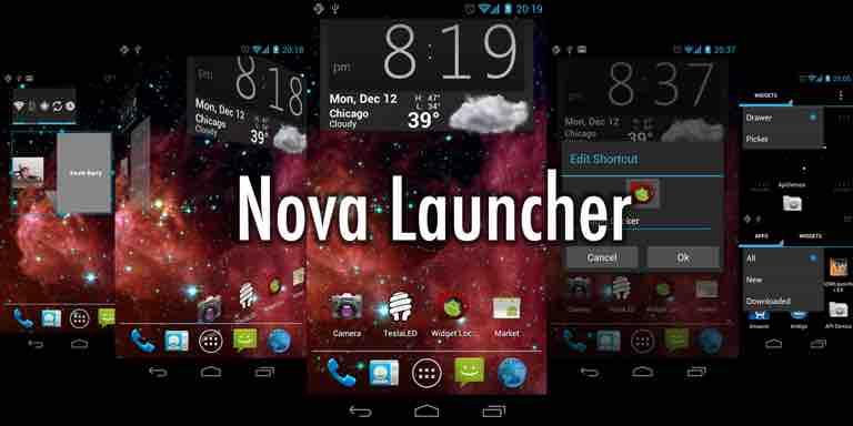 Applicazioni per personalizzare Android 2017. Lascia il tuo cellulare come preferisci 2