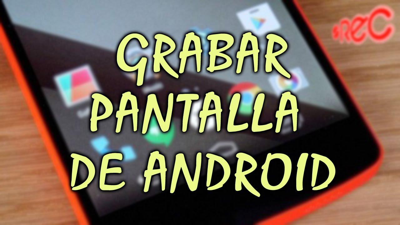 App per registrare lo schermo su Android 2017 1