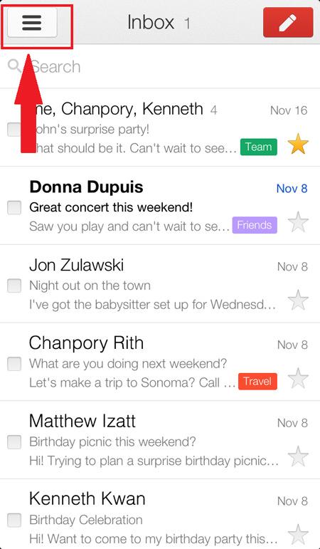 Come inserire Gmail con un altro account e aggiungere altri account e-mail per accedere? Guida passo passo 14
