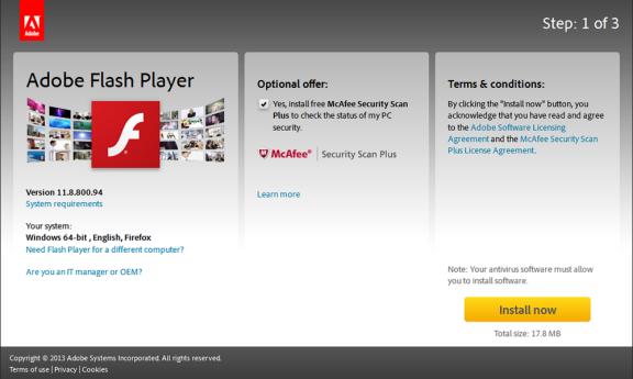 Adobe Flash Player dovrebbe scomparire? 6 motivi per non accadere 2