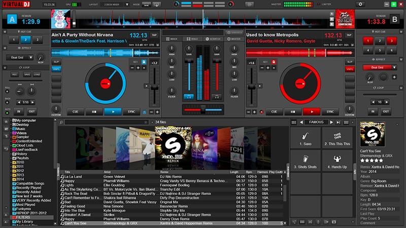 Crea il miglior remix con Virtual DJ 1