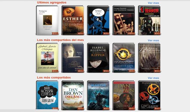 Scarica i tuoi libri preferiti in formato PDF e leggili più comodamente 2