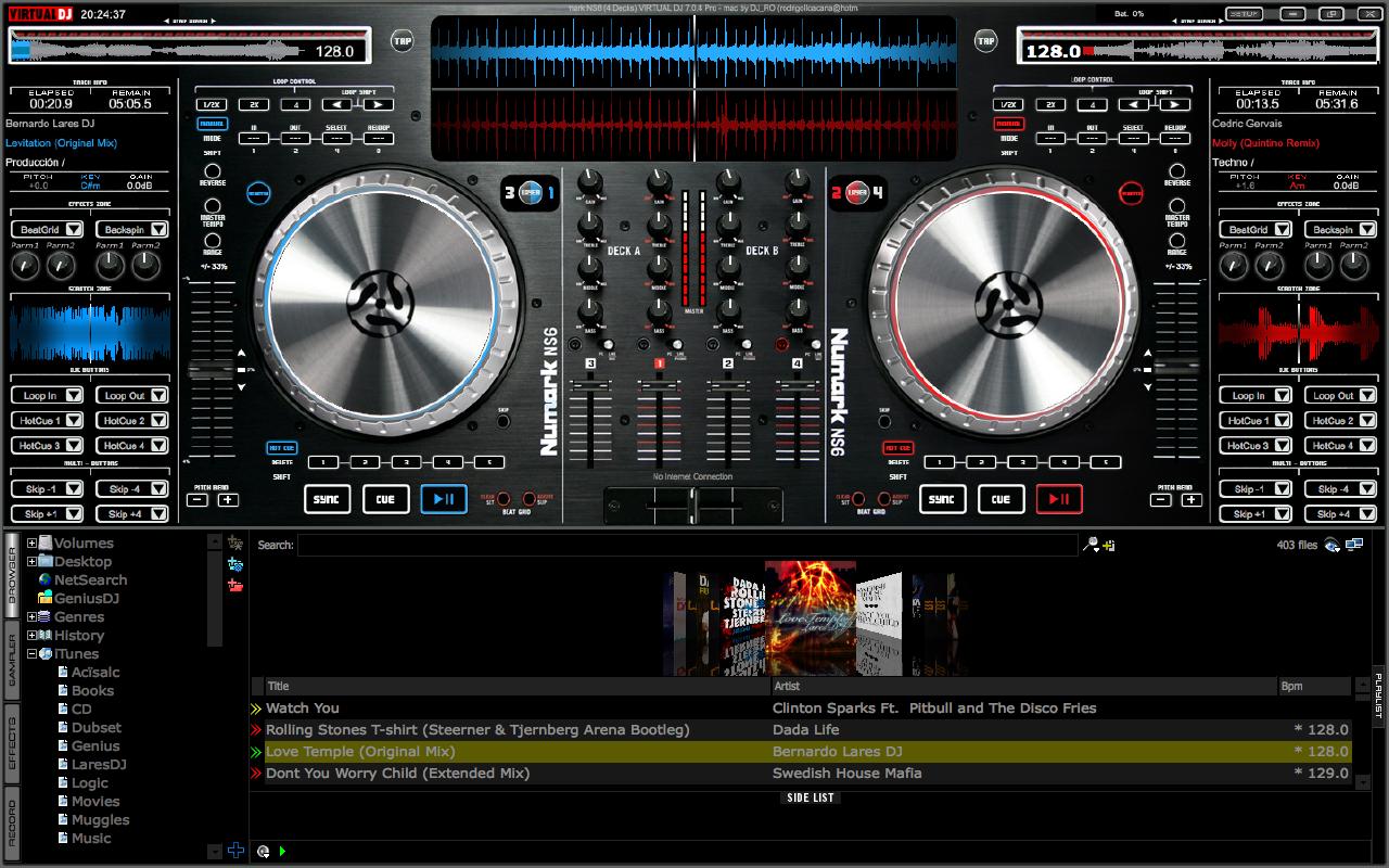 Crea il miglior remix con Virtual DJ 2