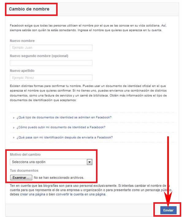 Come modificare il nome del mio account utente di Facebook? Guida passo passo 17