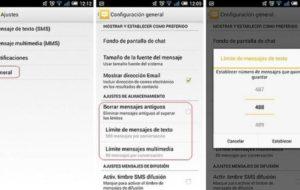 Come cancellare facilmente gli SMS per liberare memoria? 13