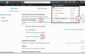 Come eliminare un contatto LinkedIn? 5