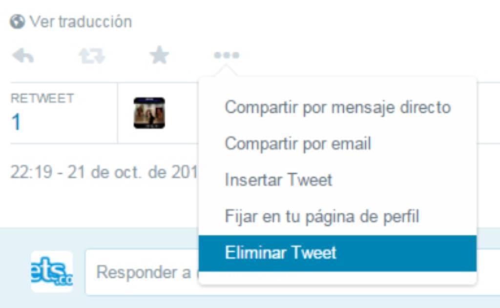 Come eliminare / eliminare i tweet su Twitter? Facile e veloce 1