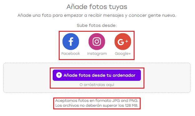 Come creare un account su Badoo gratuitamente in spagnolo facile e veloce? Guida passo passo 3