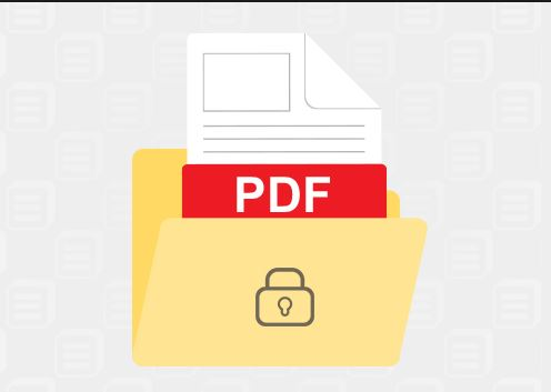 Guida tutorial: proteggi il tuo PDF dalla copia online 1