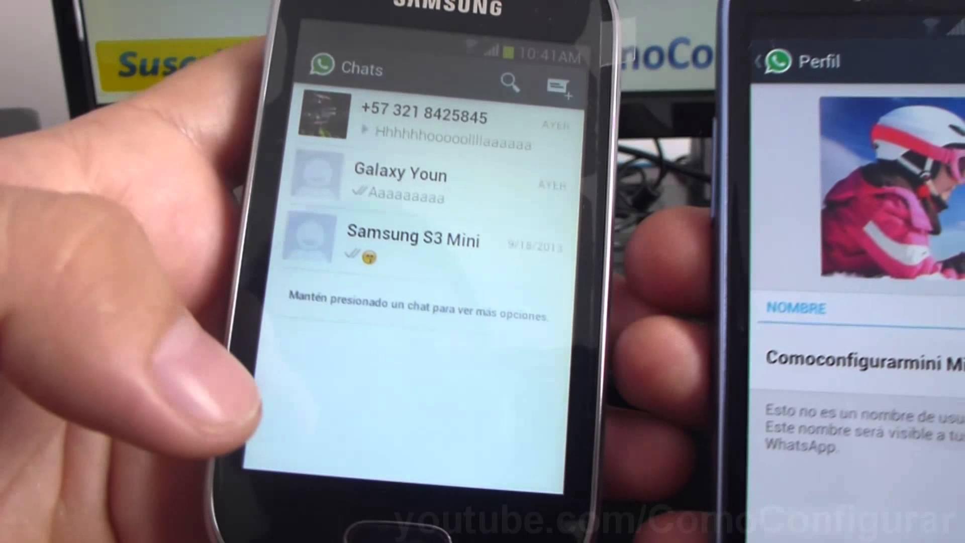 La tua foto del profilo di WhatsApp è stata rubata? Non vuoi che accada di nuovo? Ti mostriamo come impedire che la tua foto del profilo venga rubata 2