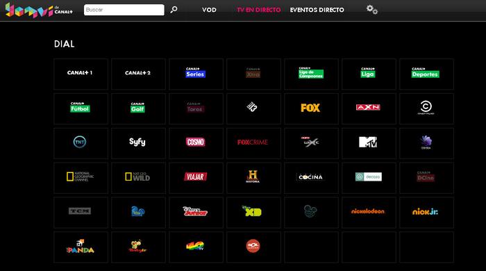 Come registrarsi per accedere a Canal Plus Yomvi se sei un cliente Movistar 2