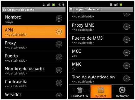 Internet gratuito su Movistar per il Cile con questo APN 1