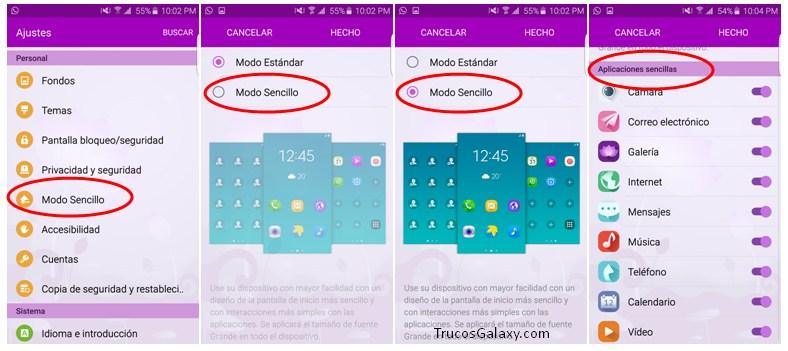 Come attivare la modalità semplice su Samsung J1 e semplificare la gestione dei dispositivi mobili 2