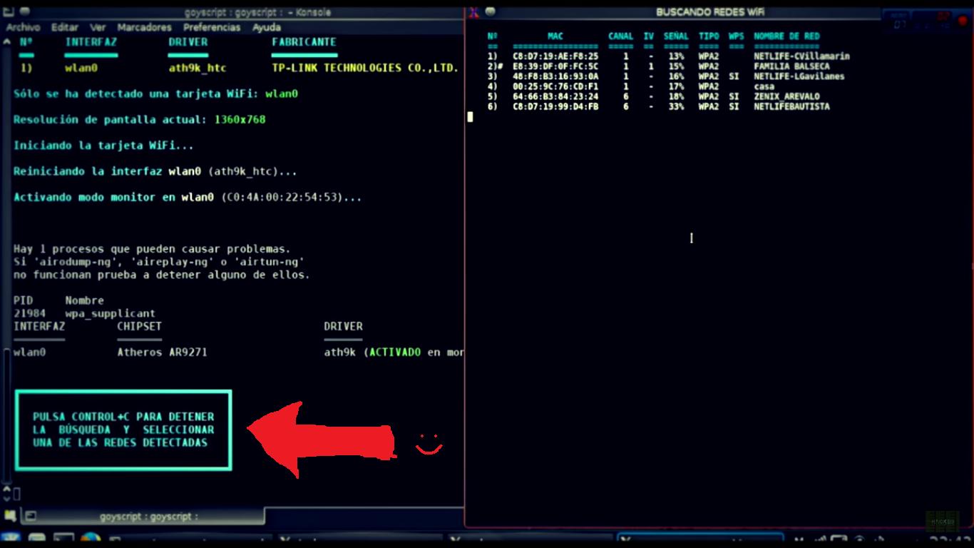 Il modo più semplice e sicuro per controllare le reti Wi-Fi WEP, WPA PSK e WPA2 2