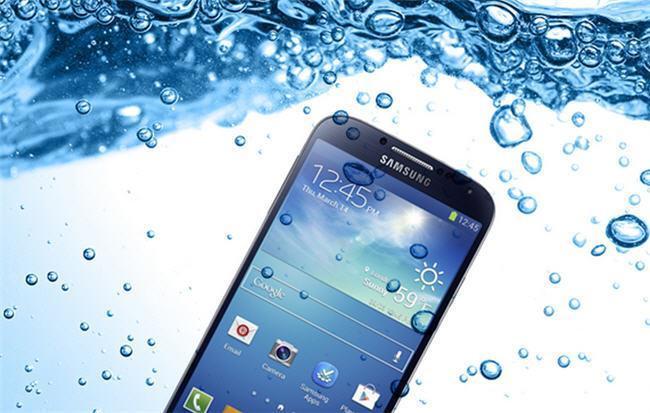 Il Samsung Galaxy S6 è resistente all'acqua? 2