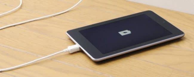 Ecco come caricare una nuova batteria mobile 2