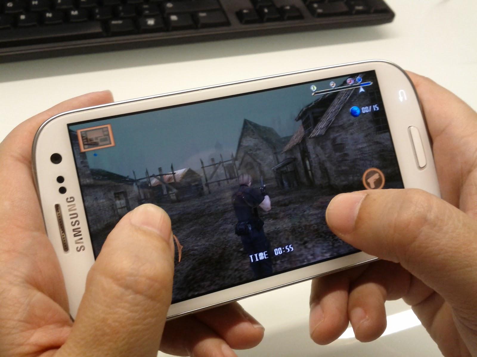 Scarica Resident Evil 4, 3 e 7 per Android 2