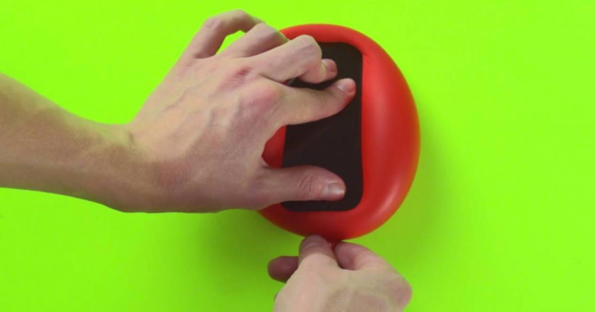 Come posso realizzare custodie per cellulari con un palloncino? 2