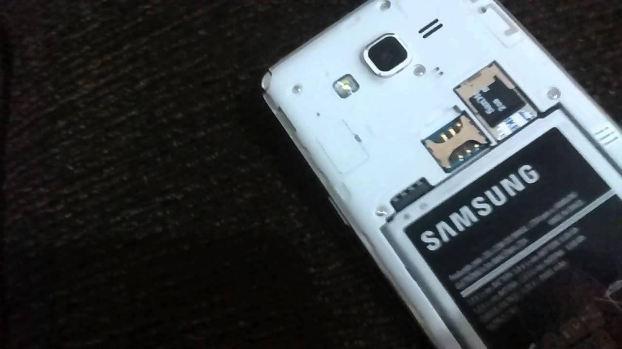 Come inserire una microSD o una scheda di memoria in Samsung Galaxy J2 Prime o J7 Prime 2