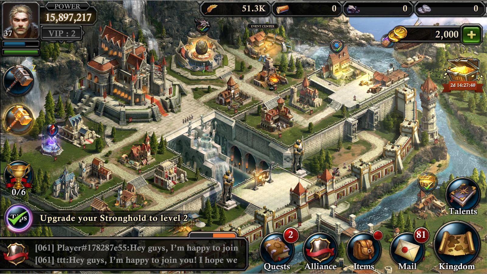 3 giochi simili a Age of Empire per Android 1