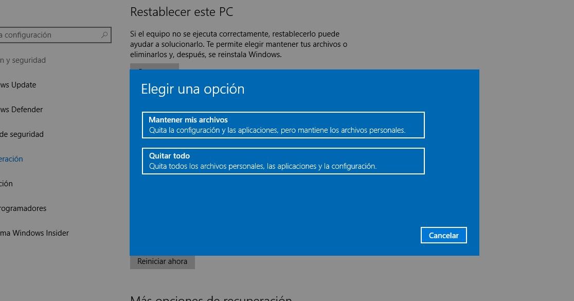 Come formattare Windows 10 [facile e veloce] 5
