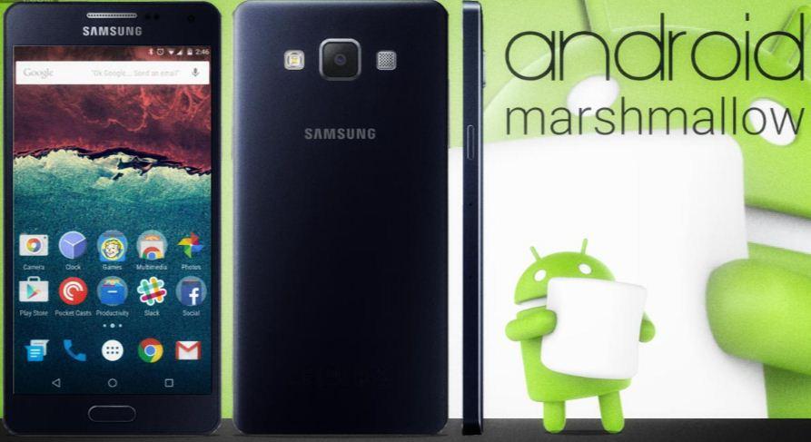 Come aggiornare il Samsung Grand Prime a Marshmallow? 1
