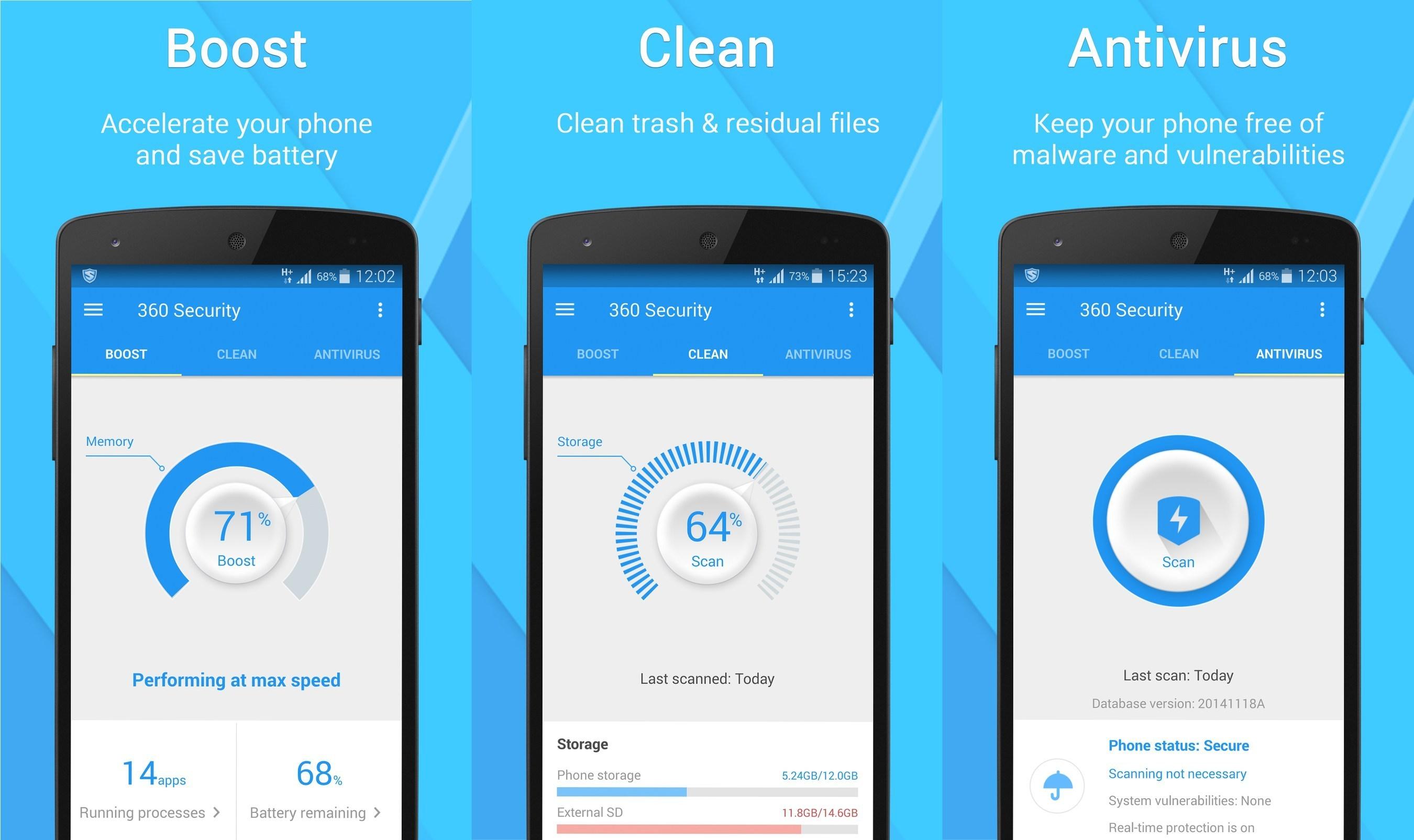 Scarica l'antivirus per Samsung Galaxy J5. Mantieni il tuo cellulare protetto 1