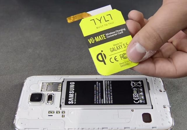 Come caricare in modalità wireless qualsiasi dispositivo Samsung 1