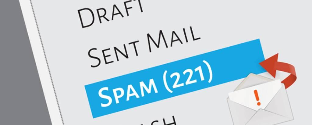 Come segnalare lo spam di un'e-mail? 1