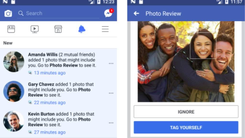Come disabilitare il riconoscimento facciale di Facebook? 1