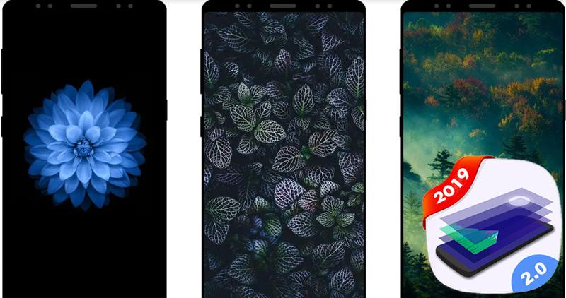 Quali sono le migliori applicazioni per utilizzare sfondi animati sul tuo dispositivo mobile Android e iOS? Elenco 2019 5