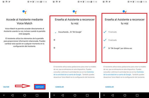 Come configurare il mio dispositivo Ok Google su Android o iOS? Guida passo passo 7