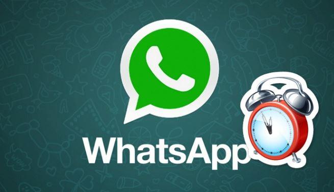 Invia messaggi in automatico da WhatsApp, programma i messaggi in WhatsApp SENZA root 2