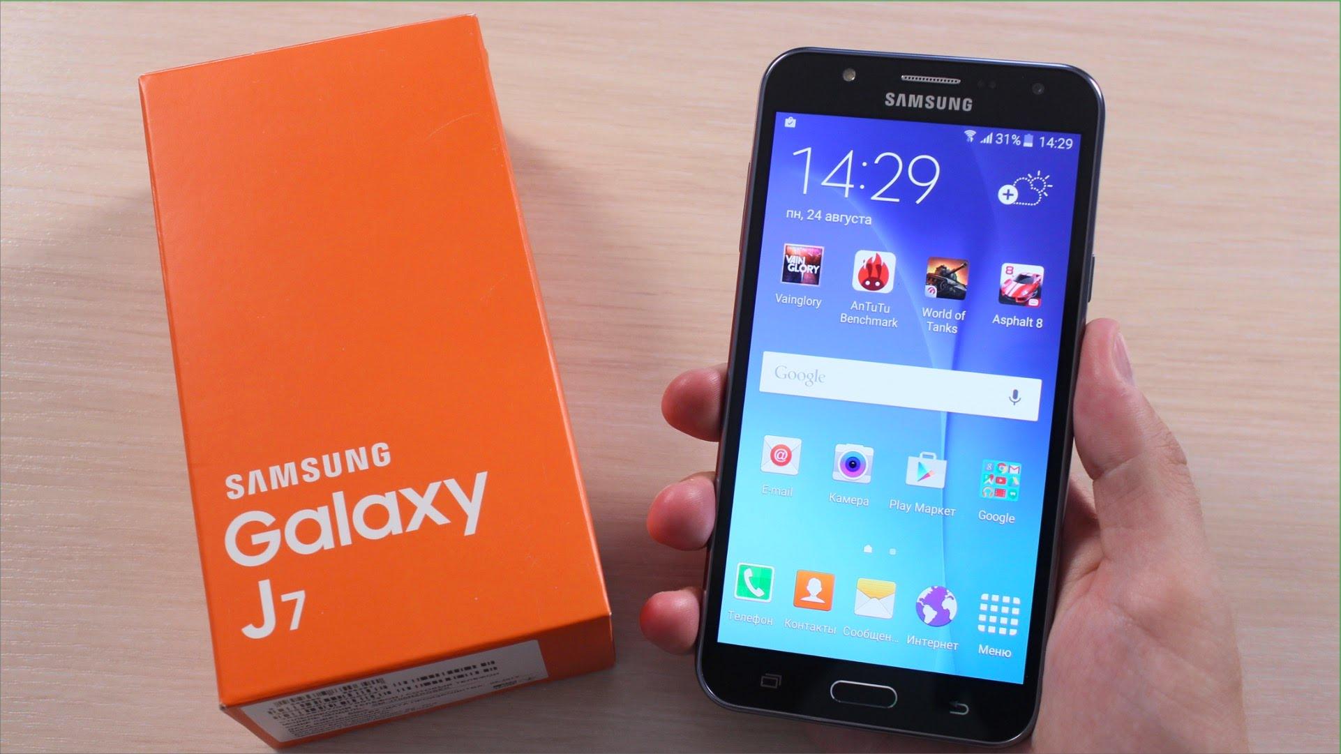 5 consigli per salvare la batteria del Samsung Galaxy J7 1