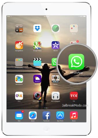 Scarica WhatsApp Free per iPad 5.1.1 2