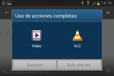Il mio Samsung non riproduce video 1