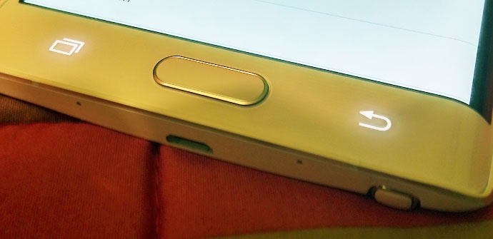 Attiva i pulsanti capacitivi dei telefoni Samsung 2