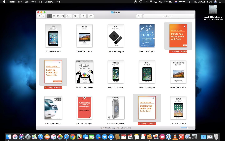 Come importare file PDF in iBooks? 1