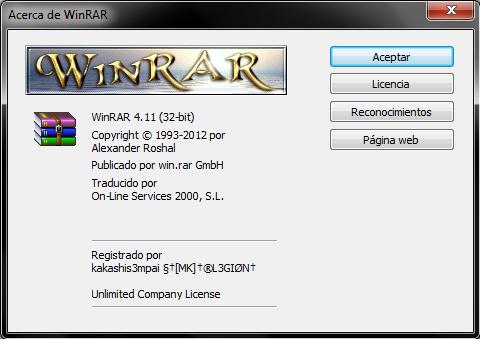 Comprimi e decomprimi i file con WinRaR 2